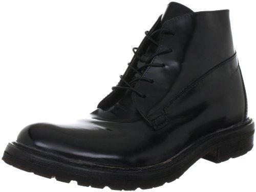 MOMA Derby Half Boot 53202-0, Herren Boots, Schwarz (Nero), EU 43.5