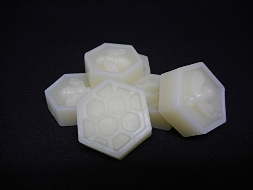 Pure Organic White Beeswax - Premium Quality, Cosmetic Grade, Filtered Bees wax