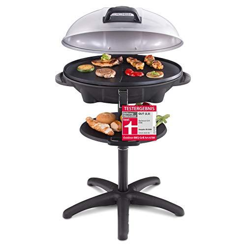 cloer Cloer 6789 Barbecue-Grill, mit integriertem Bild