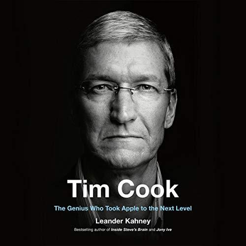 Couverture de Tim Cook