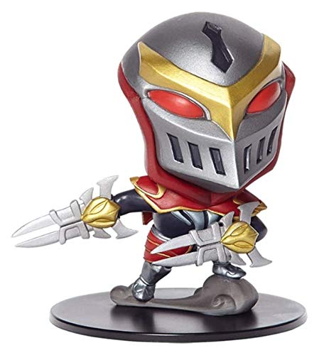 WYYHYPY for League of Legends Game Figures, LOL Series Figures/Zed Statue, Exquisite and Cool Resin Models, Perfect Collections for Desktop Placement Or Display Cabinets Anime Toy