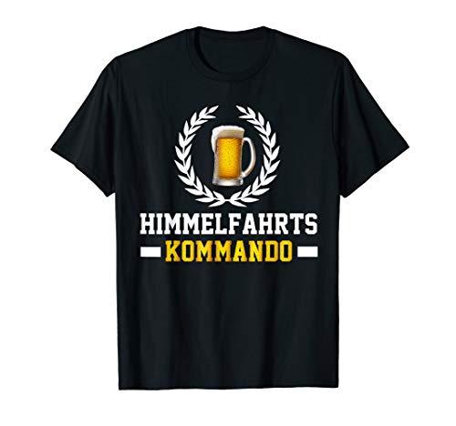 Himmelfahrtskommando Vatertagsgeschenk Bier, Alkohol T-Shirt T-Shirt
