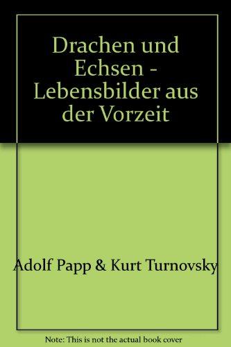 Drachen und Echsen - Lebensbilder aus der Vorzeit - bk1446
