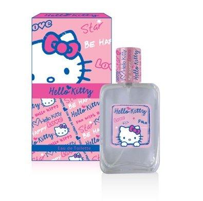 Hello Kitty Scribble Eau de Toilette 50 ml