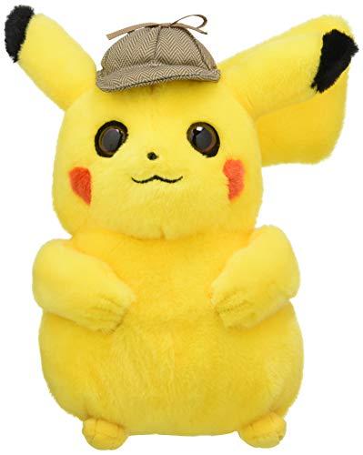 Giochi Preziosi Pokemon, Detective Pikachu, Peluche Pikachu Senza Suoni