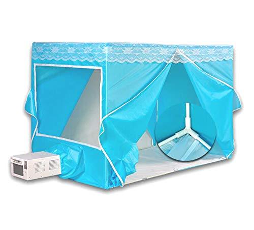 Moskitonetz Klimaanlage Zelt, Sommer Mobile Micro Mini Inverter kalt und warm Kompressor Kühler
