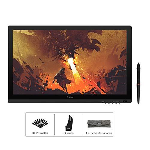 monitor de dibujo de la marca Artisul