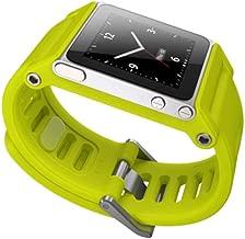 LunaTik TikTok Watch Wrist Strap for iPod Nano 6G - Yellow
