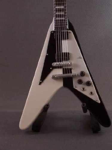 Mini Free shipping anywhere in the nation Guitar UFO MICHAEL Flying SCHENKER DISPLAY Superior V