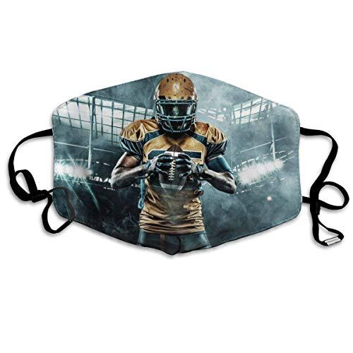 Protección Facial Protección del Filtro de Aire Adulto del Jugador d