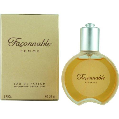 Faconnable Femme Eau de Parfum Spray, 30 ml