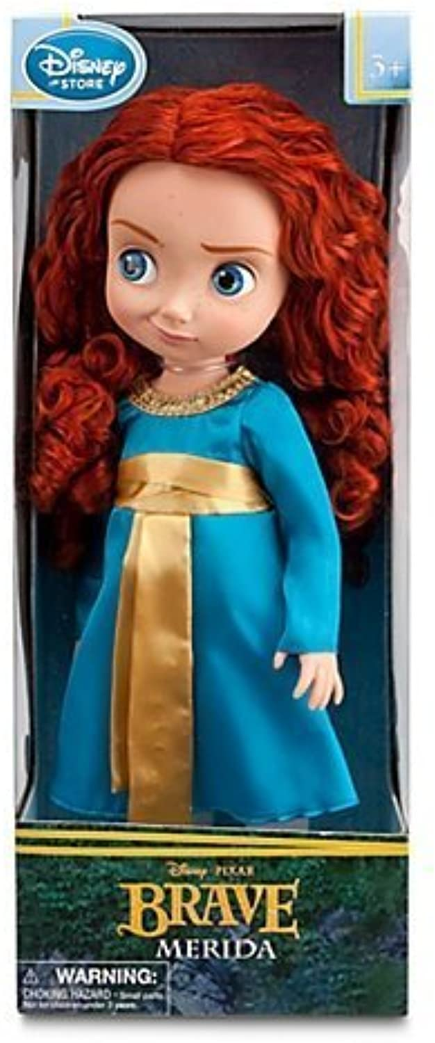 Toddler Brave Merida Doll -- 16 H by Disney
