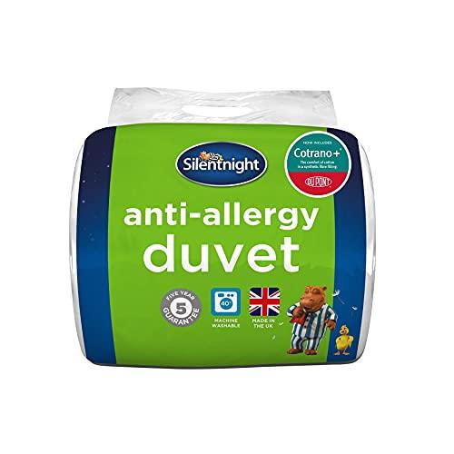 Silentnight Anti-Allergy Duvet, Deluxe with Dupont, 4,5 Tog, Super King,...