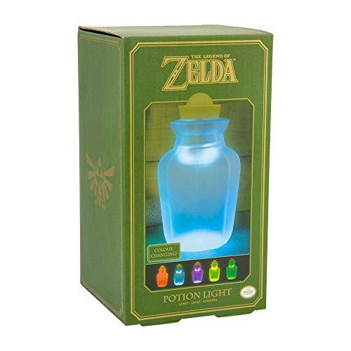 Zelda - Potion - Tischlampe | Original Merchandise