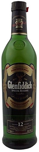 Rarität: Glenfiddich Whisky 12 Jahre Special Reserve - 0,7l