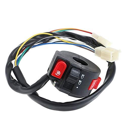 ZYL-YL 50/70/90/110CC CDI arnés de cables conjunto de cableado ATV eléctrico Quad...