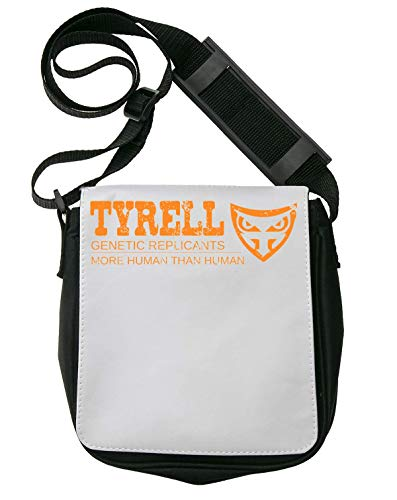 Tyrell Genetic Replicants More Human Than Human Schultertasche Herren Umhängetaschen Damen Taschen Unisex Shoulder Bag