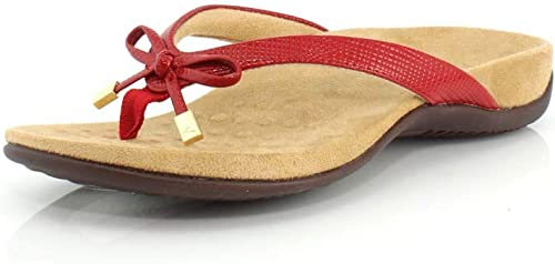 VIONIC damen Rest Bella II Toepost Sandal Denim Größe