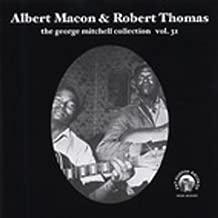 George Mitchell Collection Vol 31 - Albert Macon & Robert Thomas EP