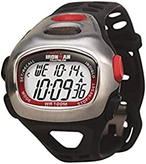 Timex Sport Watch For Unisex Analog-Digital Rubber - T5E461