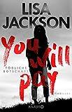 Lisa Jackson: You will pay