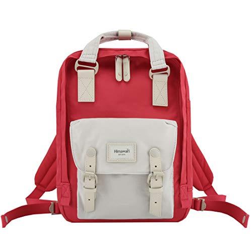 Himawari Backpack/Waterproof Backpack 14.9' College Vintage Travel Bag for Women,13inch Laptop for Student (HIM-60#)