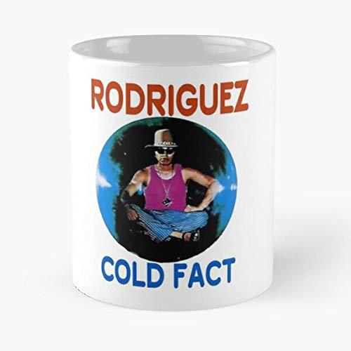 xuthonaz Sixto Sugarman Hispanic Fact Rodriguez Cold Guitar Man Sugar Best 11 oz Kaffeebecher - Nespresso Tassen Kaffee Motive