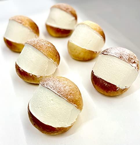 マリトッツォ 冷凍 6個セット ホイップクリーム ふくちゃのマリトッツォ (ホイップクリーム6個)