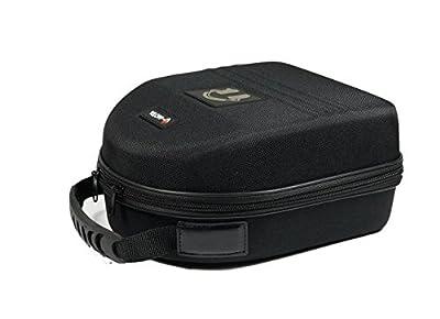 Headphone carry case for AKG K550 K551 K540 K240 K240S K242 K601 K701 K702 Q701 K121S K142HD K272HD K242MK k271mk2 K501 Sony Beyerdynamic Sennheiser H 24cm x 20cm x 12cm by Audio123 LTD