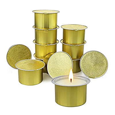 60% Off Summer Clearance, 12 Pack Citronella Candles Set Outdoor with Natural Soy Wax Essential Oils Lemongrass Candles, Candles for Home Scented Patio Garden Camping Balcony BBQ by Shenzhen Juerui Industrial Co., Ltd.