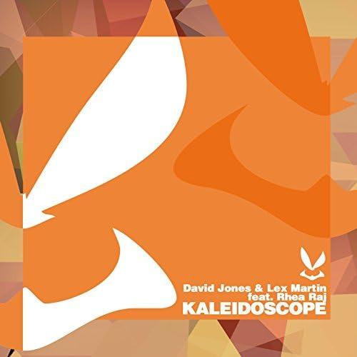 David Jones & Lex Martin feat. Rhea Raj