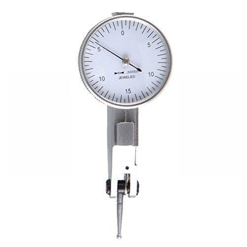 Test Messuhr Jewels 0,1x 0cm in Spannbettlaken Box 0–15–0