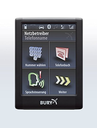 Bury CC 9068 Freisprech - / Bluetoothmodul passend für Opel Meriva A, Vectra C, Zafira B