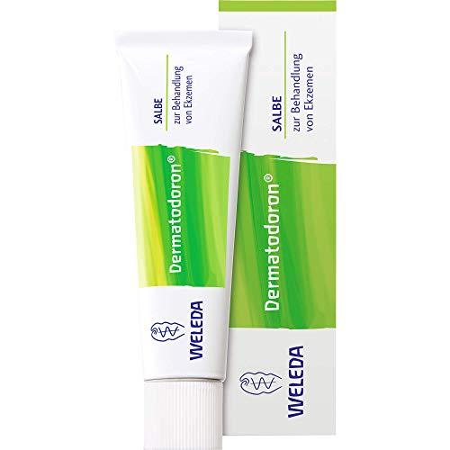 WELEDA Dermatodoron Salbe bei Ekzemen, 25 g Salbe