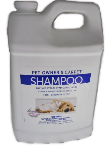 Kirby Professional Strength Carpet Shampoo For Pets 237507S by Kirby