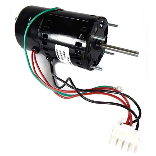 Nordyne Draft Inducer Motor 1/40 hp, 1500 RPM, 115 volts Century # 9623 by Century Electric Motors