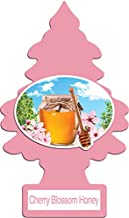 Little Trees Cherry Blossom Honey Air Freshener (Pack of (12)