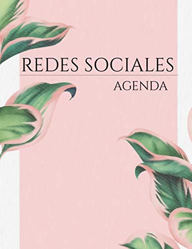 Redes Sociales Agenda: Planifique 52 Semanas de Publicaciones, Objetivos y Calendario de Contenidos para Publicar en Redes Sociales - Conviértase en ... su audiencia, Perfecto Para Creadores Digital