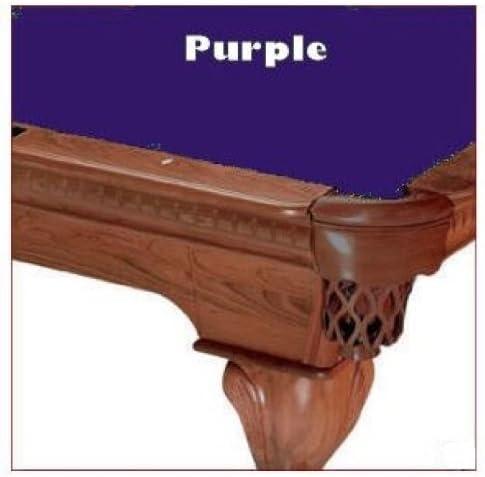10' Purple ProLine New Shipping Free Shipping Classic 303 Table Cloth Pool Ultra-Cheap Deals Billiard Felt
