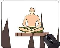 ゲーミングマウスパッドカスタム、NARUTO - ナルト - 仏像彫刻パーソナライズされた長方形ゲーミングマウスパッド