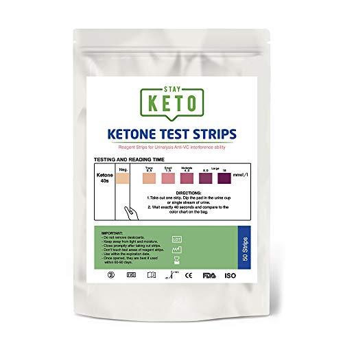 tiras reactivas precio fabricante Stay Keto