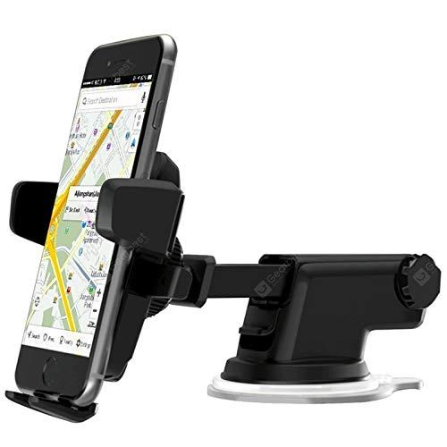 360-Grad-Autohalterung für Windschutzscheibe, Armaturenbrett, Halterung für GPS PDA Handy