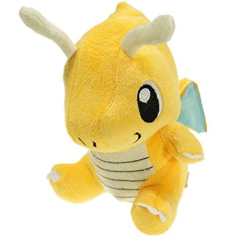 P4 Peluche di Dragonite, Serie Pokémon, 17 cm