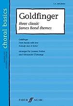 Goldfinger: Three Classic James Bond Themes