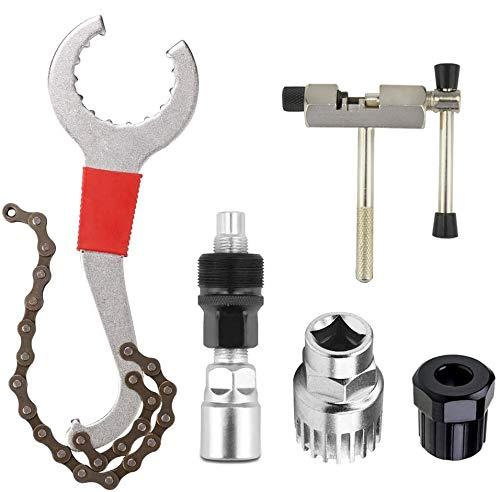 Aspiree Kits de Herramientas de reparacion de Bicicleta y Bicicletas de montaña,Cortador de Cadena...