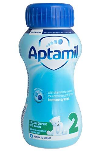 Aptamil Follow On Milk Ready to Use 200 ml 12 Stück