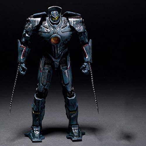 CJH Pacific Rim Action Figur Gipsy Danger (Double Sword)