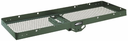 """Pro-Series 6500 Axis Hitch Mounted Cargo Carrier for 1-1/4"""" Receivers"""