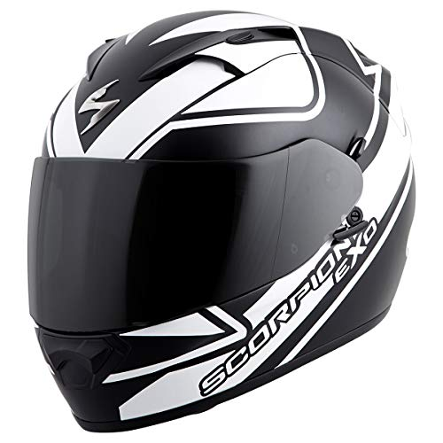 Scorpion EXO-T1200 Freeway Street Motorcycle Helmet
