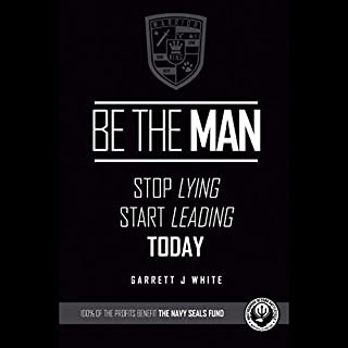 Be the Man audiobook cover art